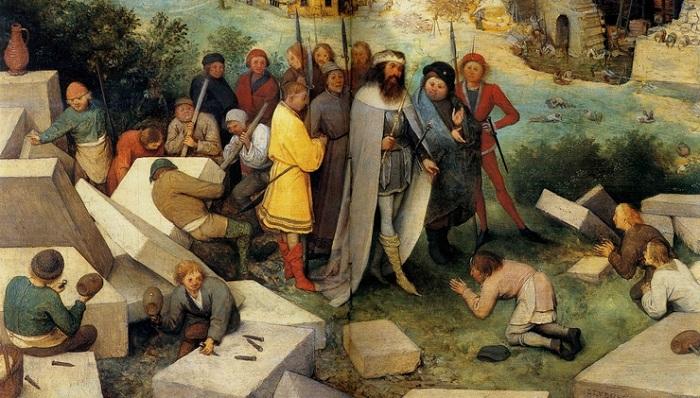 Проверка мастеров Вавилонское столпотворение